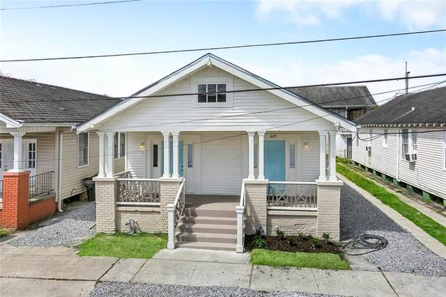 605 S Hennessey Street, New Orleans, LA 70119 (MLS #2245517) :: Inhab Real Estate