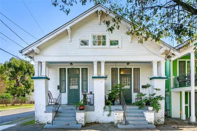 400 Olivier Street, New Orleans, LA 70114 (MLS #2245525) :: Inhab Real Estate