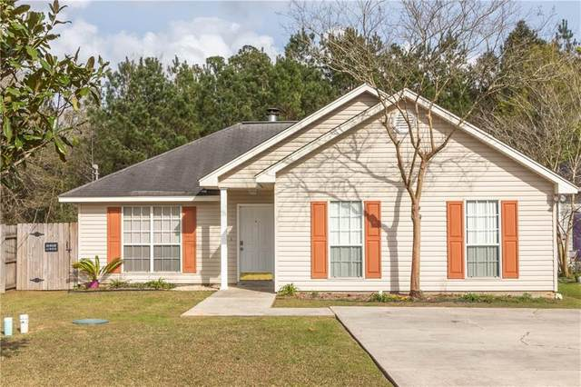 28683 Berry Todd Road, Lacombe, LA 70445 (MLS #2245552) :: Turner Real Estate Group