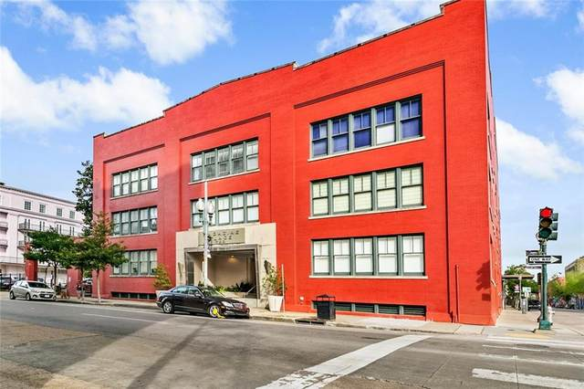 760 Magazine Street #213, New Orleans, LA 70130 (MLS #2245597) :: Inhab Real Estate