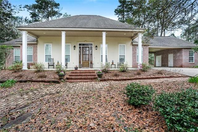 61188 Dogwood Drive, Lacombe, LA 70445 (MLS #2245658) :: Turner Real Estate Group