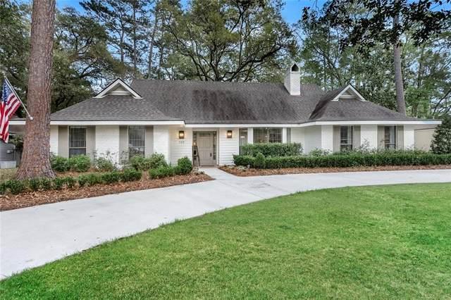 243 Oak Drive, Mandeville, LA 70471 (MLS #2245695) :: Turner Real Estate Group