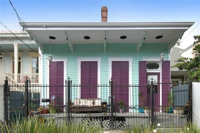 1008 Josephine Street A, New Orleans, LA 70130 (MLS #2245902) :: Inhab Real Estate