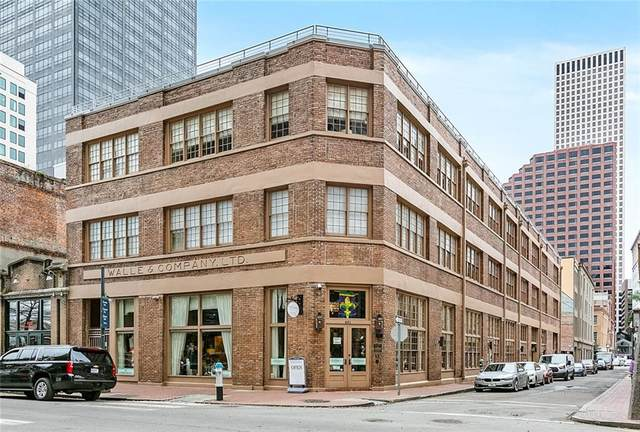 410 Natchez Street #5, New Orleans, LA 70130 (MLS #2245911) :: Inhab Real Estate
