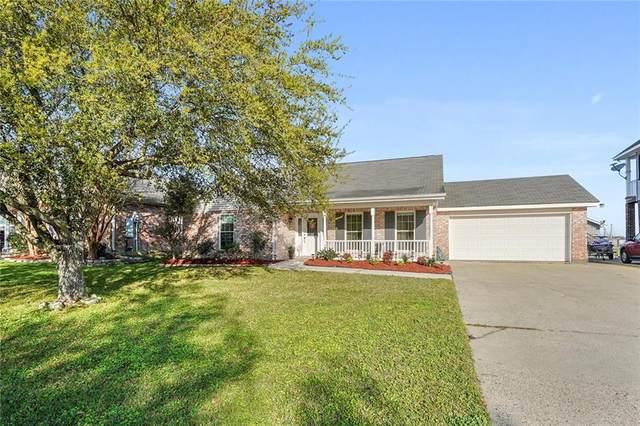 326 Moonraker Drive, Slidell, LA 70458 (MLS #2245952) :: Turner Real Estate Group