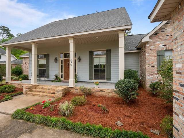 436 Aspen Lane, Covington, LA 70433 (MLS #2246210) :: Turner Real Estate Group