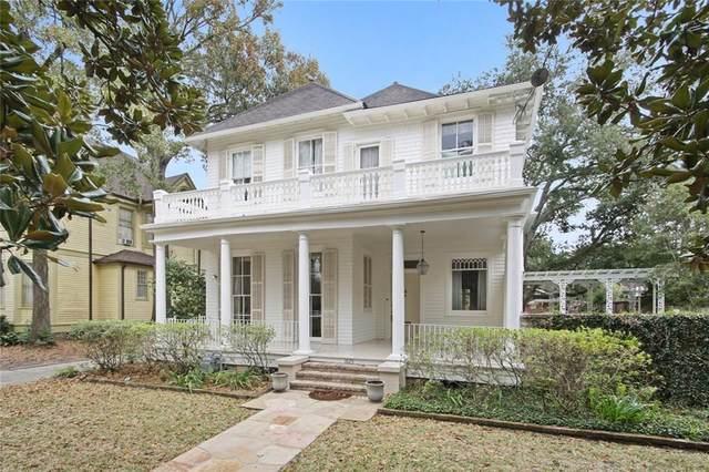 1825 Calhoun Street, New Orleans, LA 70118 (MLS #2246355) :: Inhab Real Estate