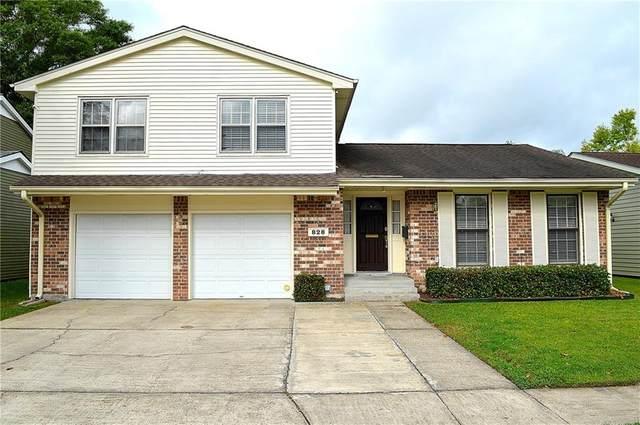 828 Oakwood Drive, Gretna, LA 70056 (MLS #2246356) :: Top Agent Realty