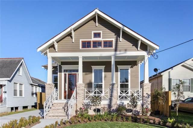 5152 Music Street, New Orleans, LA 70122 (MLS #2246441) :: Parkway Realty