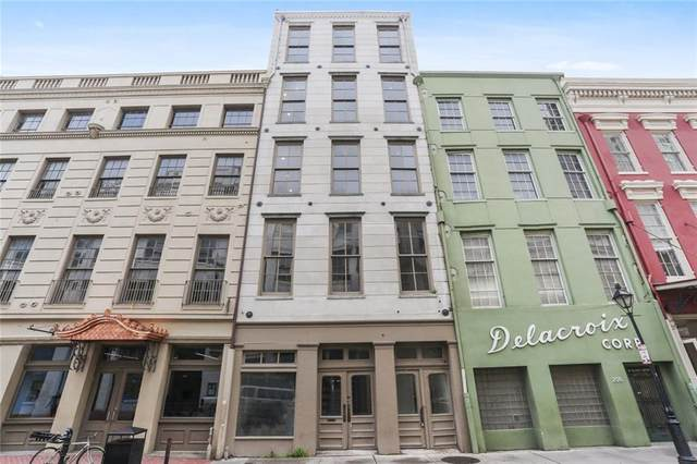 210 Decatur Street 3B, New Orleans, LA 70112 (MLS #2246443) :: Inhab Real Estate