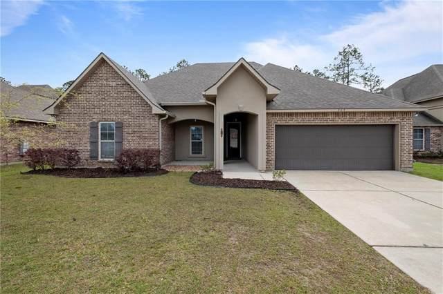 587 Tanglewood Crossing Drive, Slidell, LA 70458 (MLS #2246468) :: Top Agent Realty