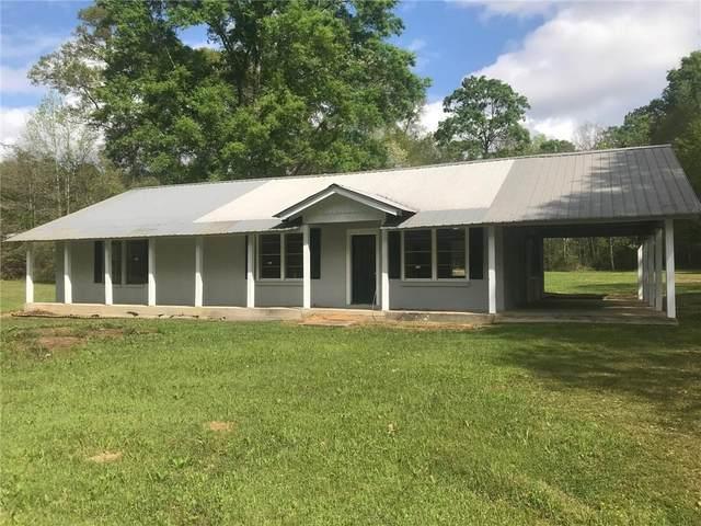 181 Lee's Creek Road, Bogalusa, LA 70427 (MLS #2246682) :: Turner Real Estate Group