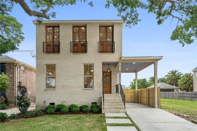 6432 Bellaire Drive, New Orleans, LA 70124 (MLS #2246701) :: Watermark Realty LLC