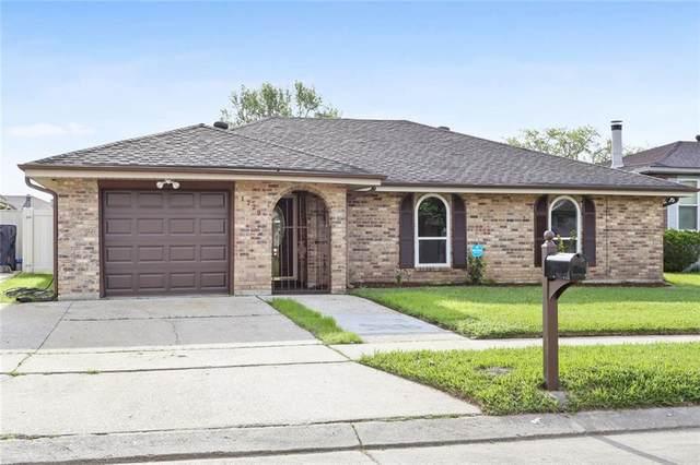 1729 Watling Drive, Marrero, LA 70072 (MLS #2246771) :: Turner Real Estate Group