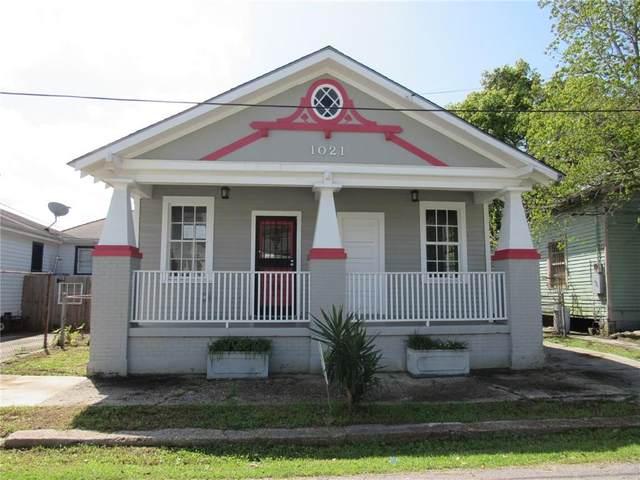 1021 Evelina Street, New Orleans, LA 70114 (MLS #2246809) :: Inhab Real Estate
