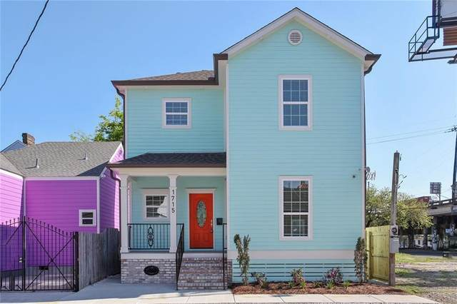 1715 Governor Nicholls Street, New Orleans, LA 70116 (MLS #2246943) :: Crescent City Living LLC