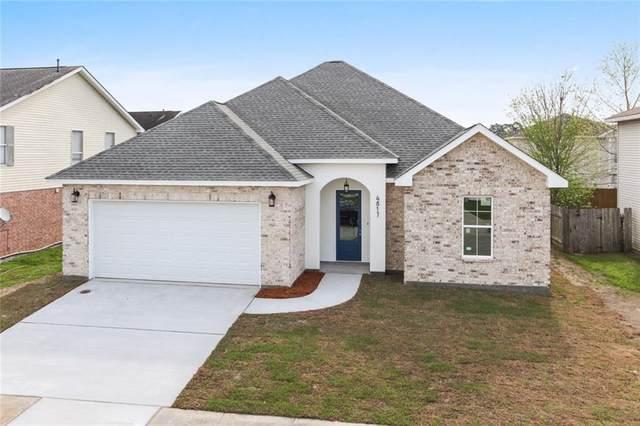 4817 Liberty Oaks Drive, Marrero, LA 70072 (MLS #2246961) :: Turner Real Estate Group