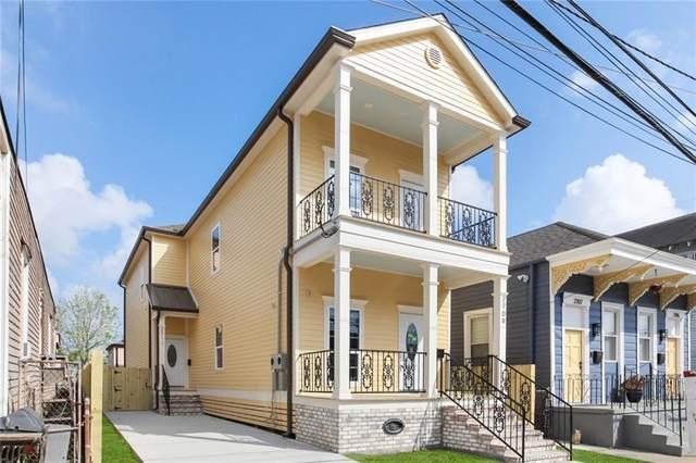 2709-11 Magnolia Street, New Orleans, LA 70113 (MLS #2247011) :: Crescent City Living LLC