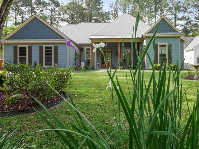 54 N Dogwood Drive, Covington, LA 70433 (MLS #2247056) :: Top Agent Realty