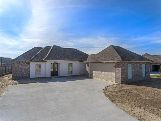 201 Cove Pointe Drive, Luling, LA 70070 (MLS #2247072) :: Top Agent Realty