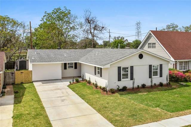 2012 Frankel Avenue, Metairie, LA 70003 (MLS #2247077) :: Parkway Realty