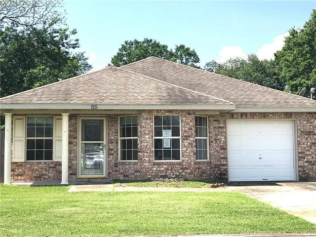 125 Historic West Street, Garyville, LA 70051 (MLS #2247131) :: Top Agent Realty