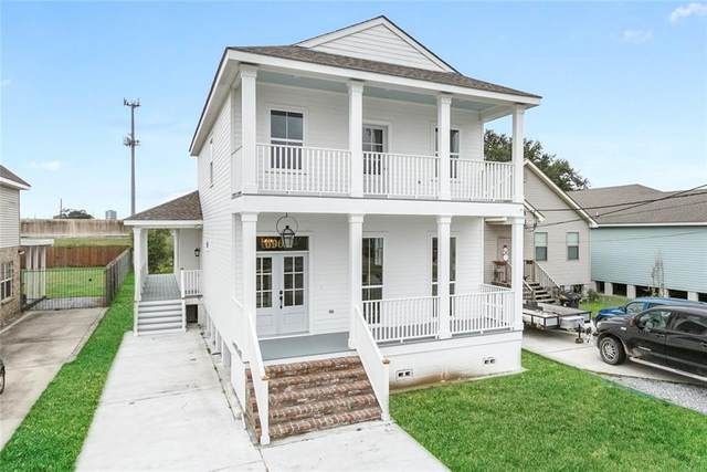 6960 Bellaire Drive, New Orleans, LA 70124 (MLS #2247140) :: Watermark Realty LLC