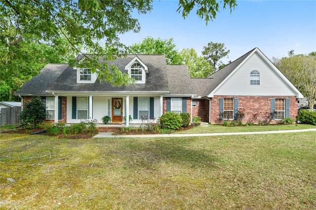 100 Woodlark Circle, Carriere, MS 39426 (MLS #2247155) :: Top Agent Realty