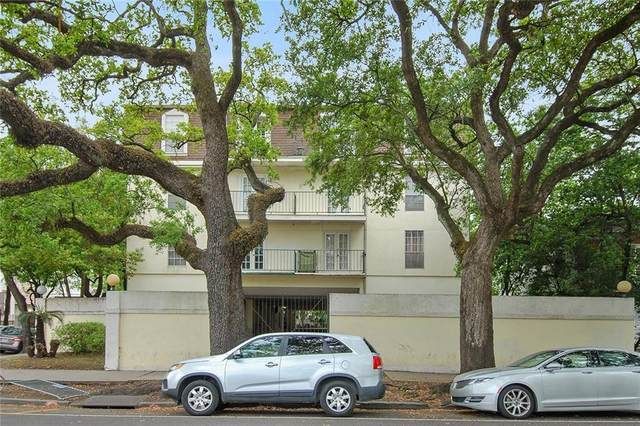 3625 St Charles Avenue 4F, New Orleans, LA 70115 (MLS #2247163) :: Crescent City Living LLC