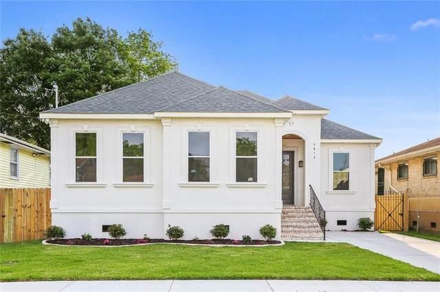 5813 Eads Street, New Orleans, LA 70122 (MLS #2247262) :: Top Agent Realty