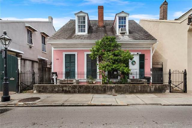 1123 Burgundy Street, New Orleans, LA 70116 (MLS #2247277) :: Inhab Real Estate