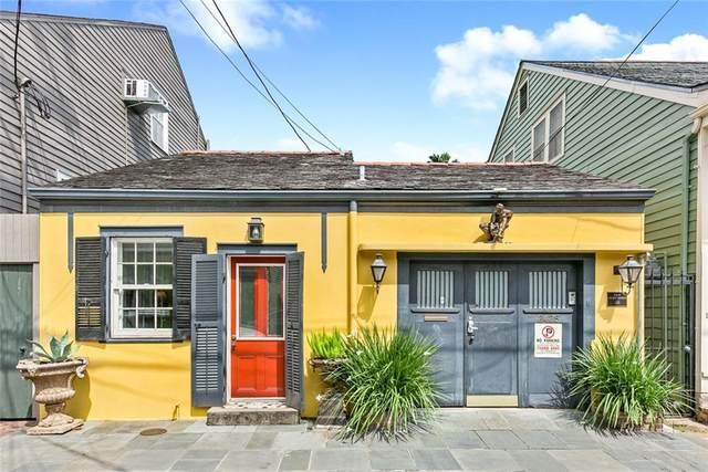 2425 Chartres Street, New Orleans, LA 70117 (MLS #2247278) :: Crescent City Living LLC