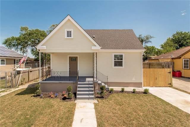 5371 Franklin Avenue, New Orleans, LA 70122 (MLS #2247290) :: Turner Real Estate Group