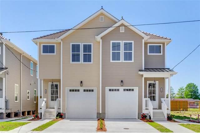 1104 Claiborne Drive, Jefferson, LA 70121 (MLS #2247333) :: Parkway Realty