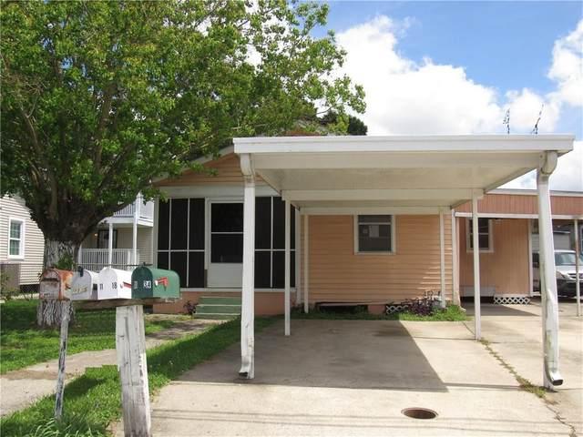 1118 Horace Street, New Orleans, LA 70114 (MLS #2247357) :: Crescent City Living LLC