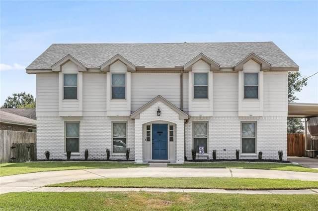 4416 Ithaca Street, Metairie, LA 70006 (MLS #2247396) :: Crescent City Living LLC