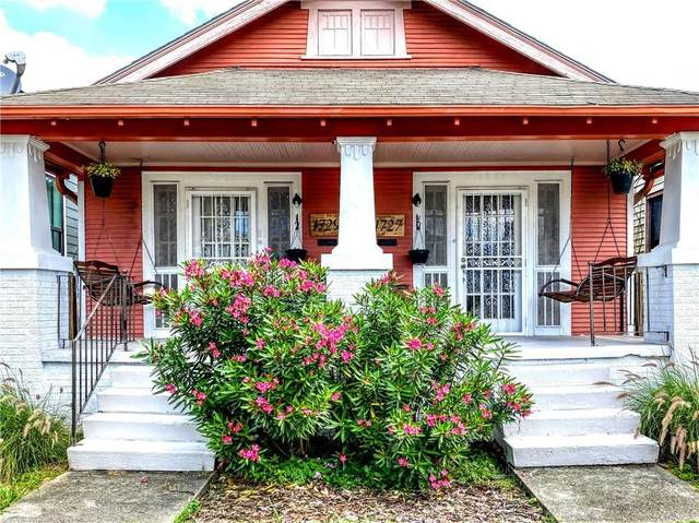 1727 Marigny Street, New Orleans, LA 70117 (MLS #2247404) :: Top Agent Realty
