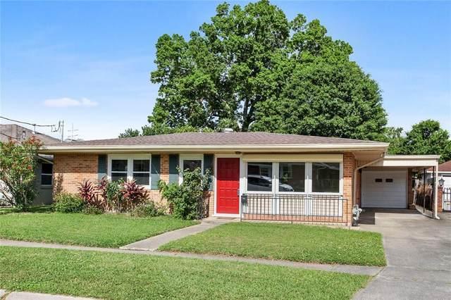 501 Melanie Avenue, Metairie, LA 70003 (MLS #2247416) :: Parkway Realty