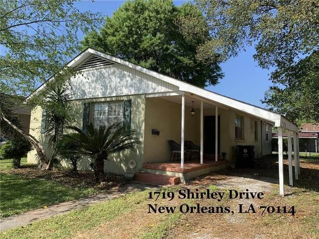 1719 Shirley Drive, New Orleans, LA 70114 (MLS #2247442) :: Crescent City Living LLC