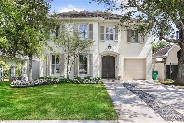 203 Magnolia Drive, Metairie, LA 70005 (MLS #2247474) :: Top Agent Realty