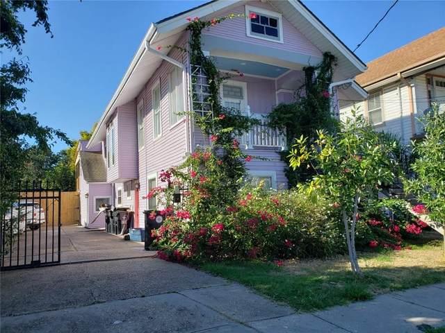 619 S Pierce Street, New Orleans, LA 70119 (MLS #2247484) :: Crescent City Living LLC