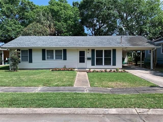14 Azalea Drive, Gretna, LA 70053 (MLS #2247520) :: Crescent City Living LLC