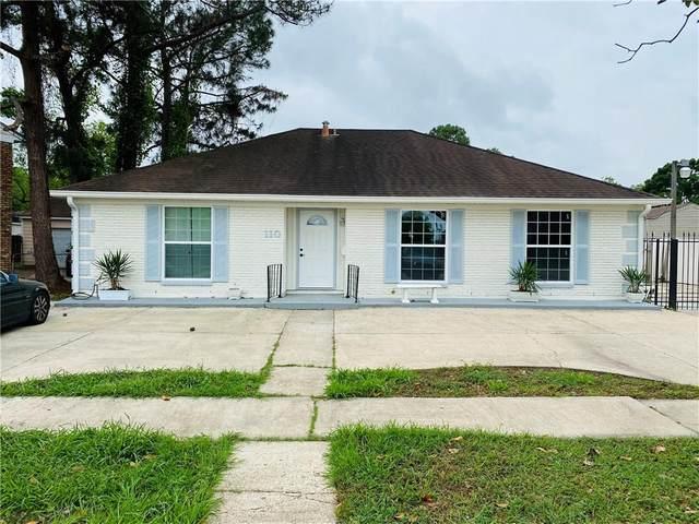 110 Willowbrook Drive, Gretna, LA 70056 (MLS #2247532) :: Crescent City Living LLC