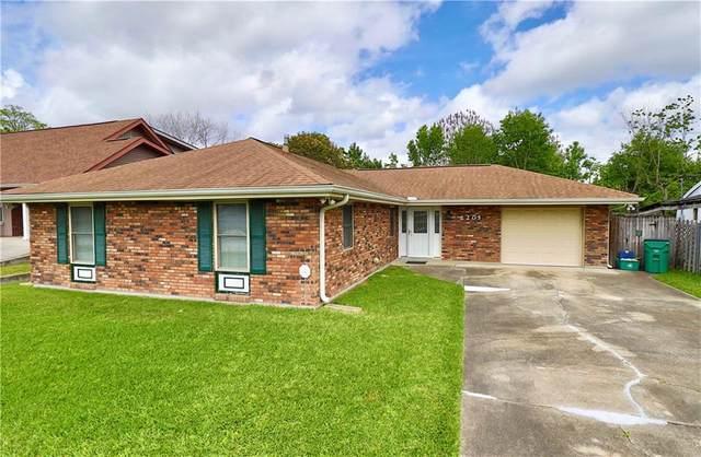 2205 N Von Braun Court, Harvey, LA 70058 (MLS #2247568) :: Turner Real Estate Group