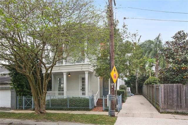 5419 Lasalle Street, New Orleans, LA 70115 (MLS #2247579) :: Inhab Real Estate