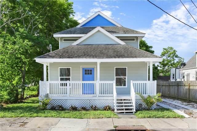 3606 N Miro Street, New Orleans, LA 70117 (MLS #2247638) :: Godwyn & Stone