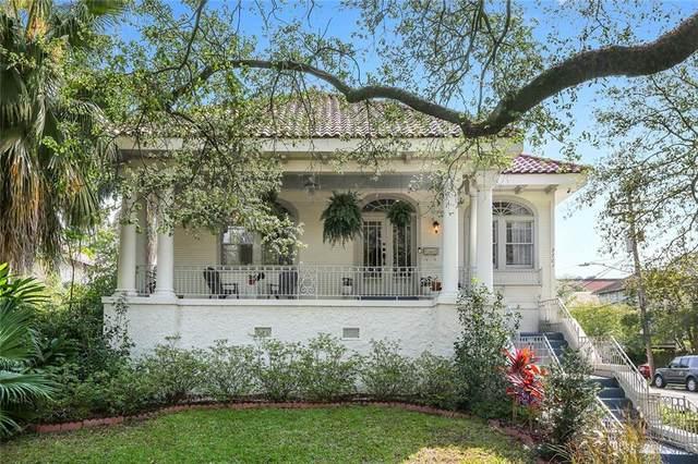 3701 Napoleon Avenue, New Orleans, LA 70125 (MLS #2247648) :: Top Agent Realty
