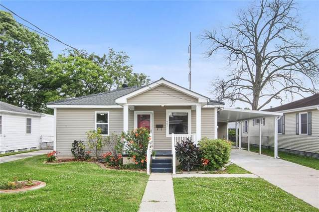 401 Pasadena Avenue, Metairie, LA 70001 (MLS #2247678) :: Top Agent Realty