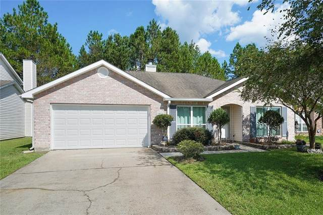 1022 Sun Valley Lane, Slidell, LA 70460 (MLS #2247695) :: Turner Real Estate Group