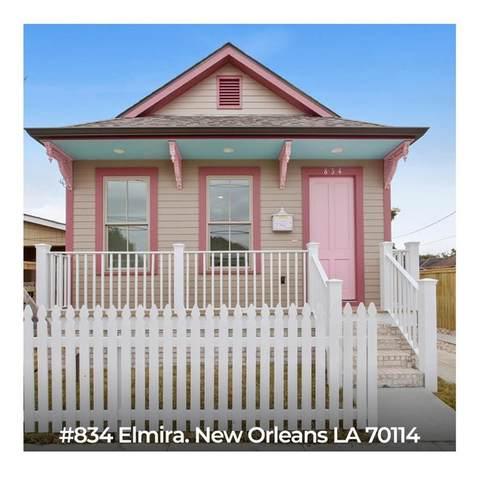 834 Elmira Avenue, New Orleans, LA 70114 (MLS #2247699) :: Crescent City Living LLC